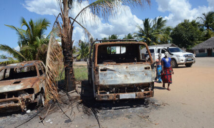 From cyclones to terrorism: Separating truth from error in Mozambique