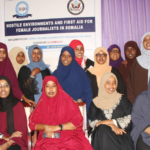 Women, culture, war and media: Sticking out in Mogadishu